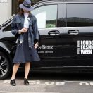 Street Style with Mercedes-Benz