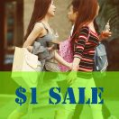 Don't Miss the Buffalo Exchange Annual Earth Day $1 Sale!