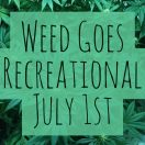 Recreational Weed Available in Nevada July 1st